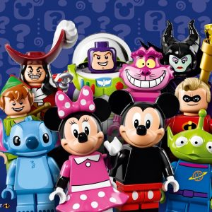 The Disney Series