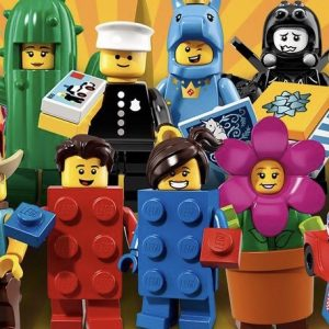 Minifigures Series 18: Party