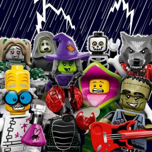 Minifigures Series 14 Monsters