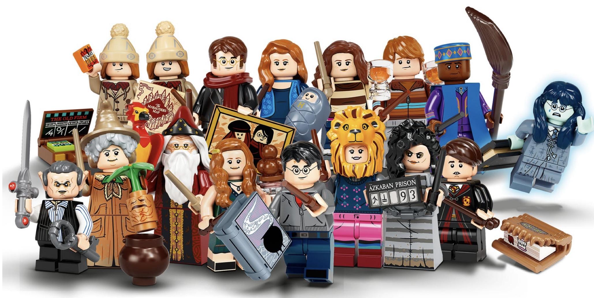 lego minifigures 2020 ireland