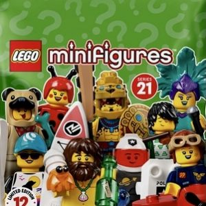 Minifigures Series 21
