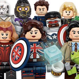 The Marvel Studios Super Heroes Series